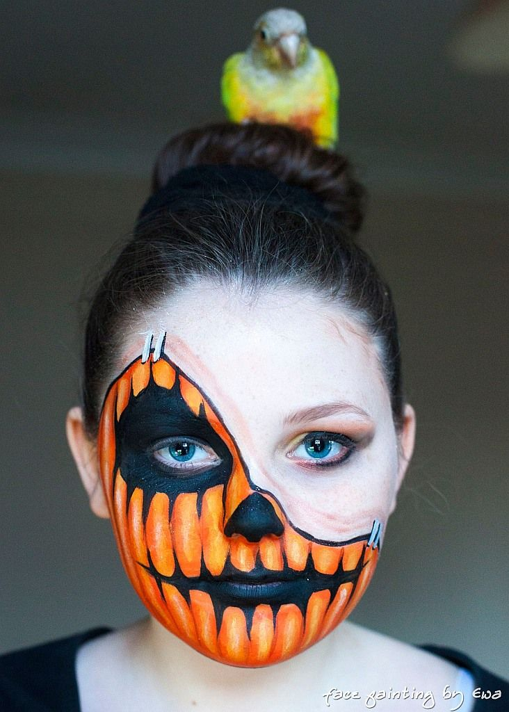 HALLOWEEN & SPECIAL FX FACE PAINTING