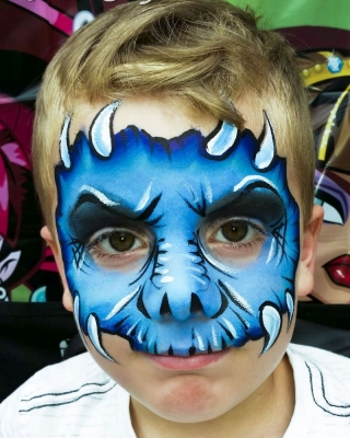 birthday party entertainment face painting Telford